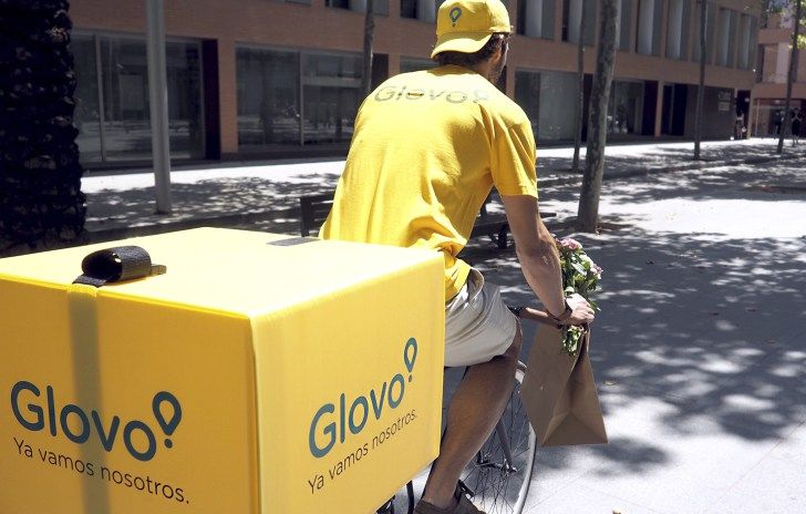 Delivery startup Glovo scores 5M Series A backers include Postmates investor Entreé Capital
