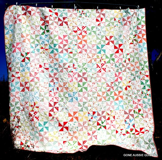 Gone Aussie Quilting: Finished Quilts
