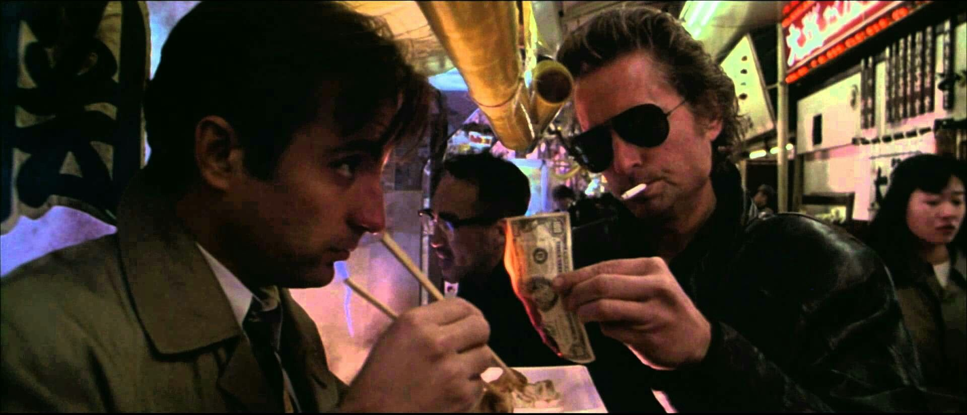 Andy garcia and michael douglas in a timesless film