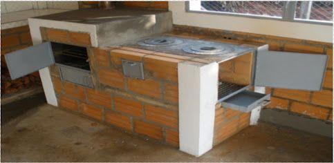 Estufas ecologicas ahorradoras de le a colombia 2015 - Estufas con horno de lena ...