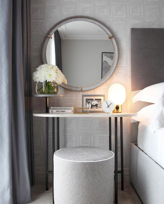 66 EXQUISITE DRESSING TABLE MAKES THE BEDROOM MORE WARM - Page 38 of 66 images
