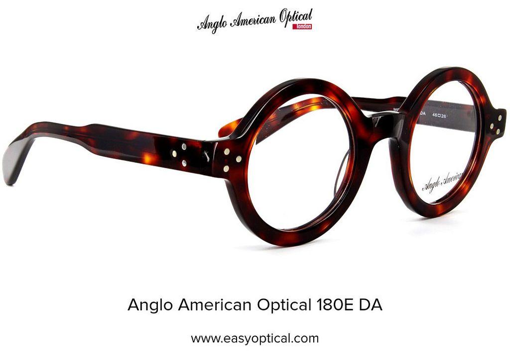 509ae3e823df Anglo American Optical 180E DA Eyeglasses