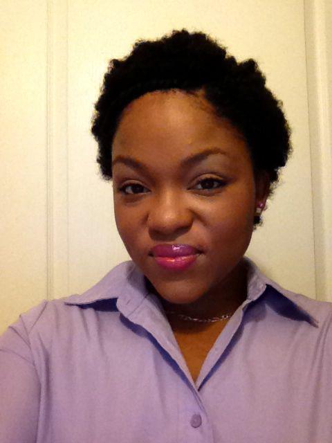 Interview Ready Naturalhair Twa Natural Hair Styles Hair Twa
