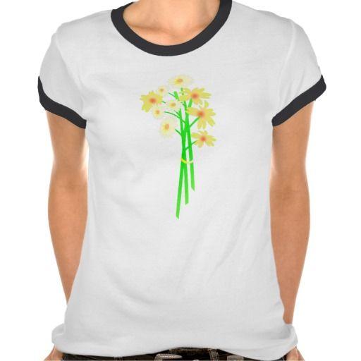 Little Daisy Bouquet Tee Shirts Bonfire birthday ideas Pinterest - halloween t shirt ideas