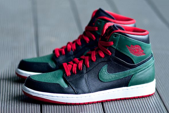 e68cf188b84f3a Nike Air Jordan 1 - Gucci Colorway