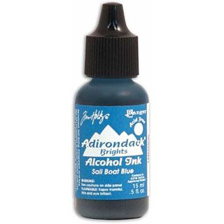 Tim Holtz Adirondack Alcohol Ink - Blue
