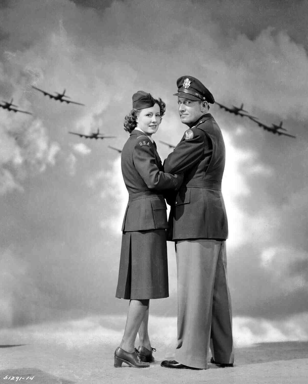 A Guy Named Joe (1943), starring Spencer Tracy and Irene Dunne ...