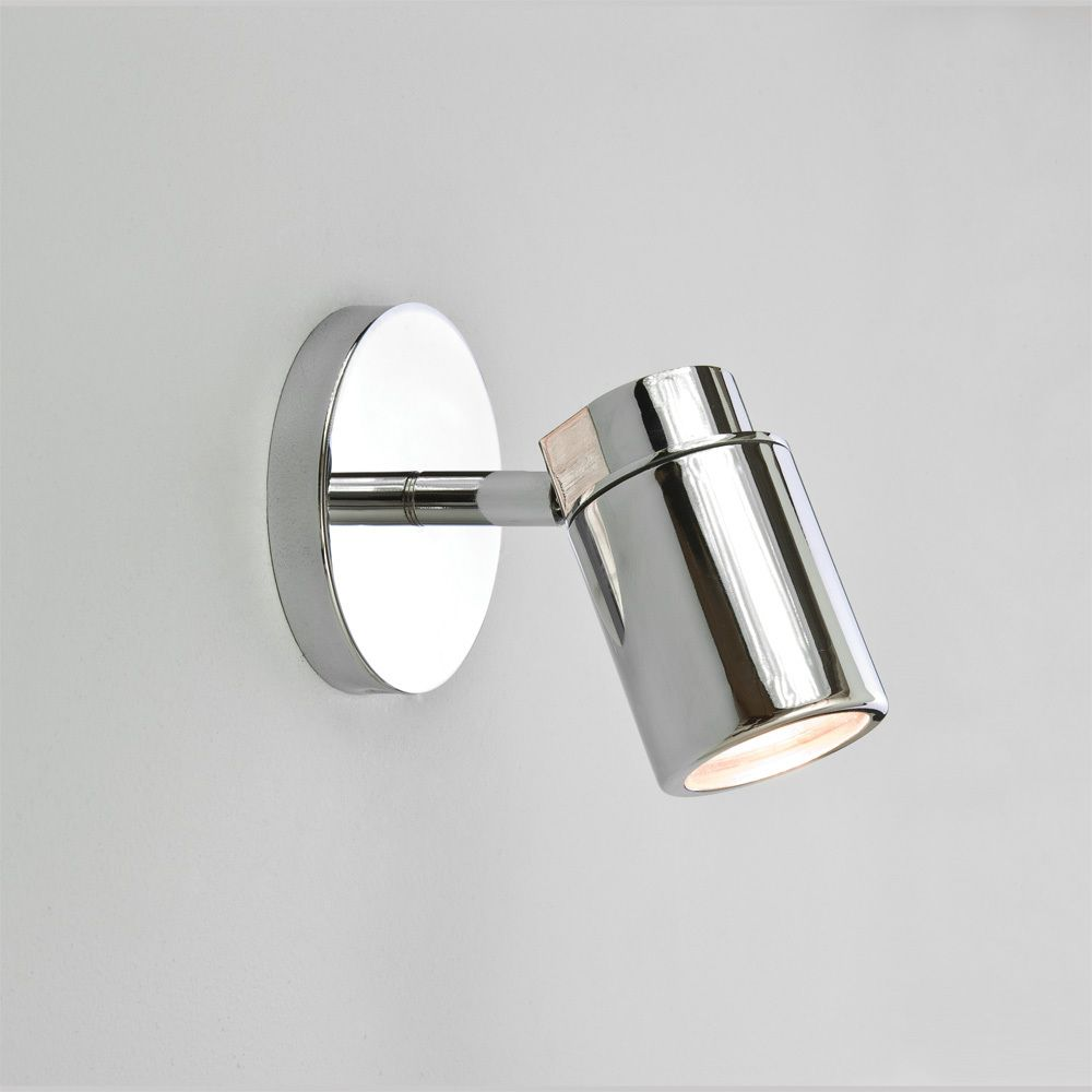 6106 Como Bathroom Spotlight Bathroom Wall Lights from & 6106 Como IP44 Bathroom Spotlight from Lights 4 Living | Clarence ...