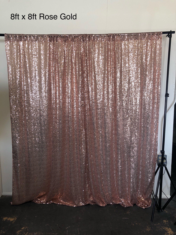 Photo Backdrops Gold Photo Backdrop Sequin Photo