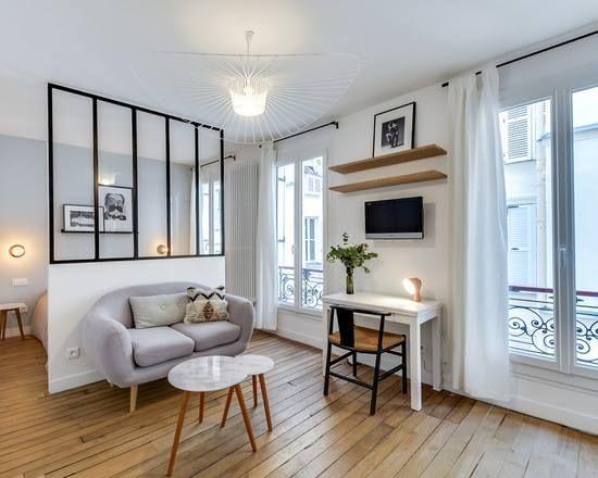 Loft Studio, Appartamenti Piccoli, Spazi Molto Piccoli, Appartamenti  Parigi, Monolocali, Decorazione, Idee Per Decorare La Casa, Semplice,  Arquitetura