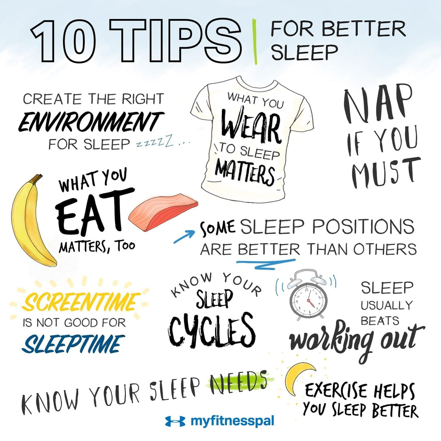 Healthy Habits For Life 10 Tips For Better Sleep