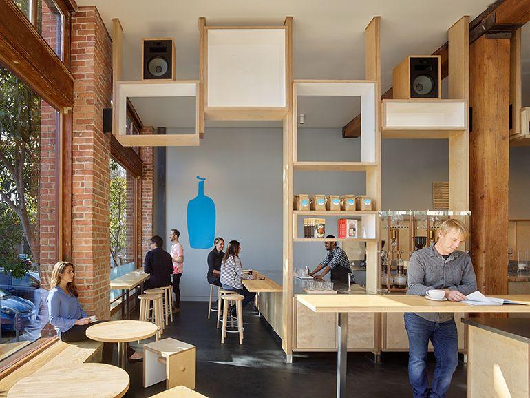 International coffee shops restaurant design hochwertige