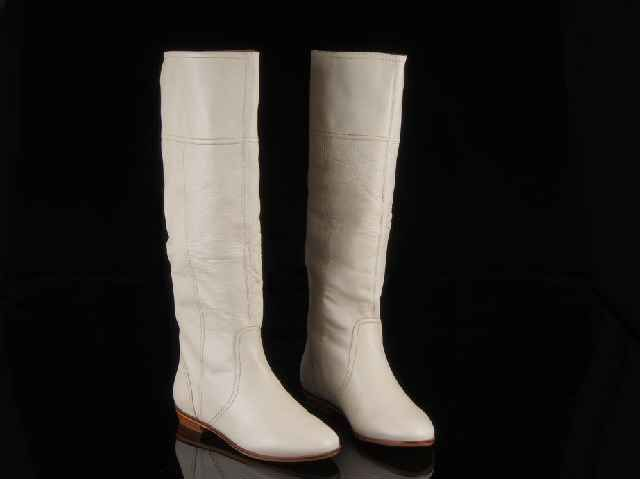 Pin Di Women Leather Boots Indonesia
