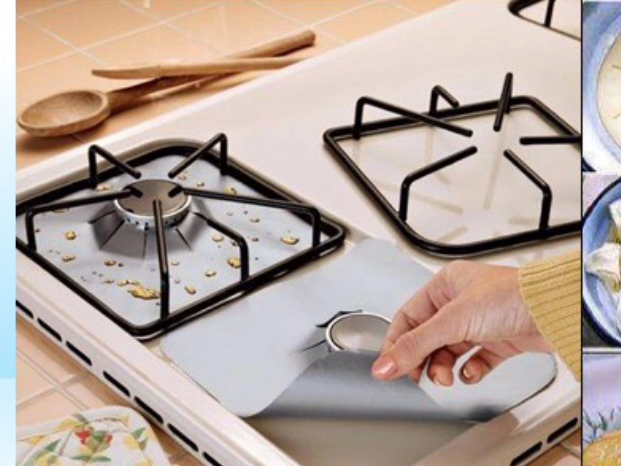 Gasherd Abdeckung | Küche | Pinterest | Gasherd, Küche und haushalt ...
