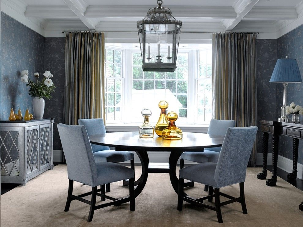 Light Blue And Neautral Living Spaces. Find This Pin And More On Dining Room  Decorating Ideas ...