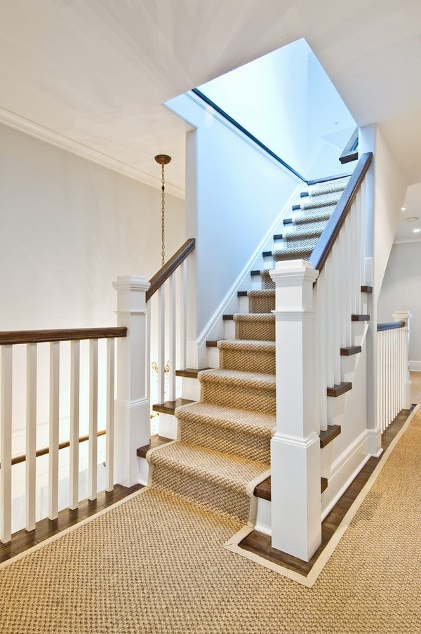 Best Carpet Runner Ideas Home Decorating Ideas Beige Stair 400 x 300