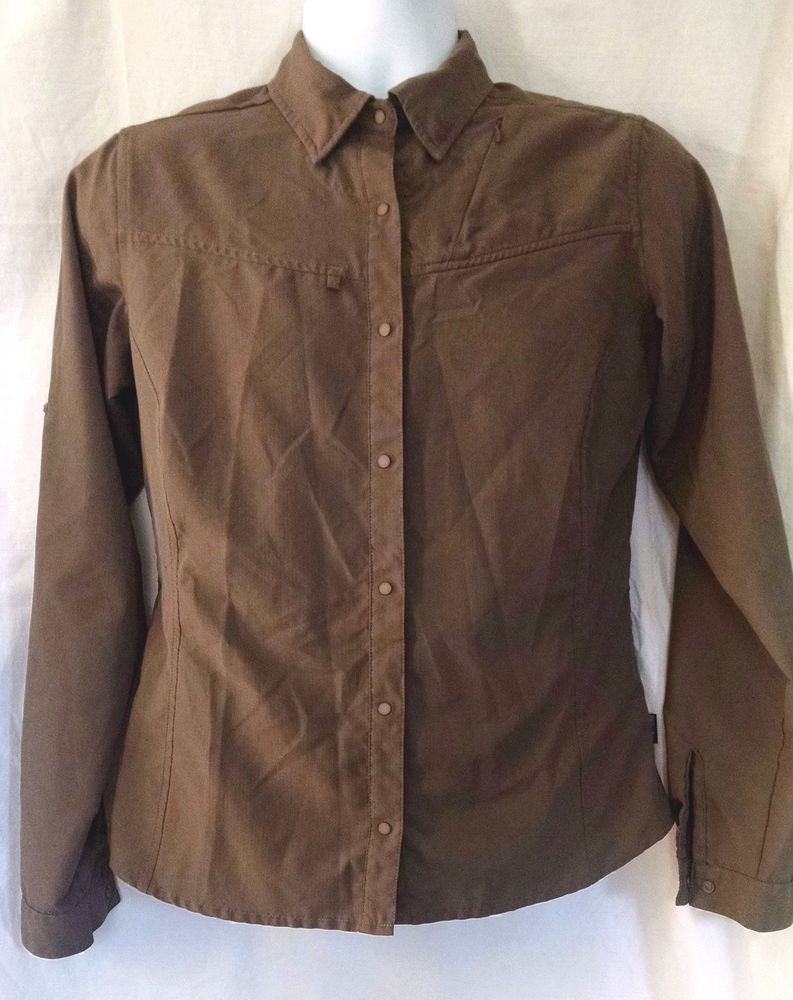 Patagonia Womens Outdoor Active Camping Hiking Shirt Size 6 #Patagonia #ShirtsTops
