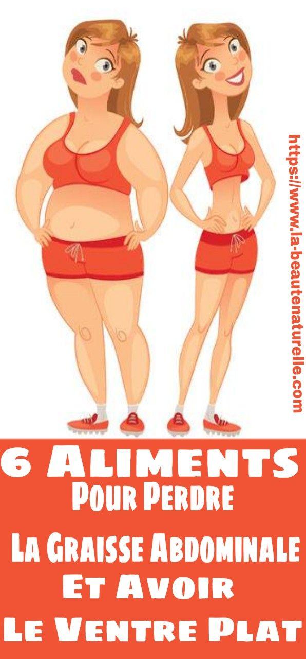 6 aliments pour perdre la graisse abdominale et avoir le ...