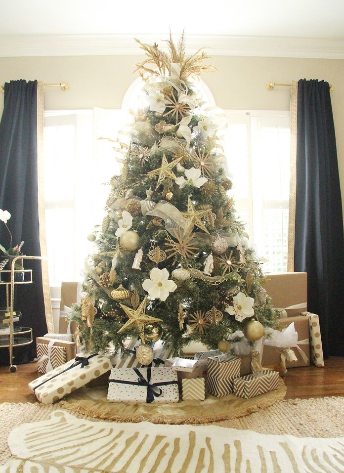 the best luxury christmas tree decoration luxurious christmas decorations and ideas to your home