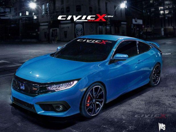 Honda Civic Si 2017 Preis Coupe Limousine Autozeitung De Honda Civic Honda Civic Si Honda