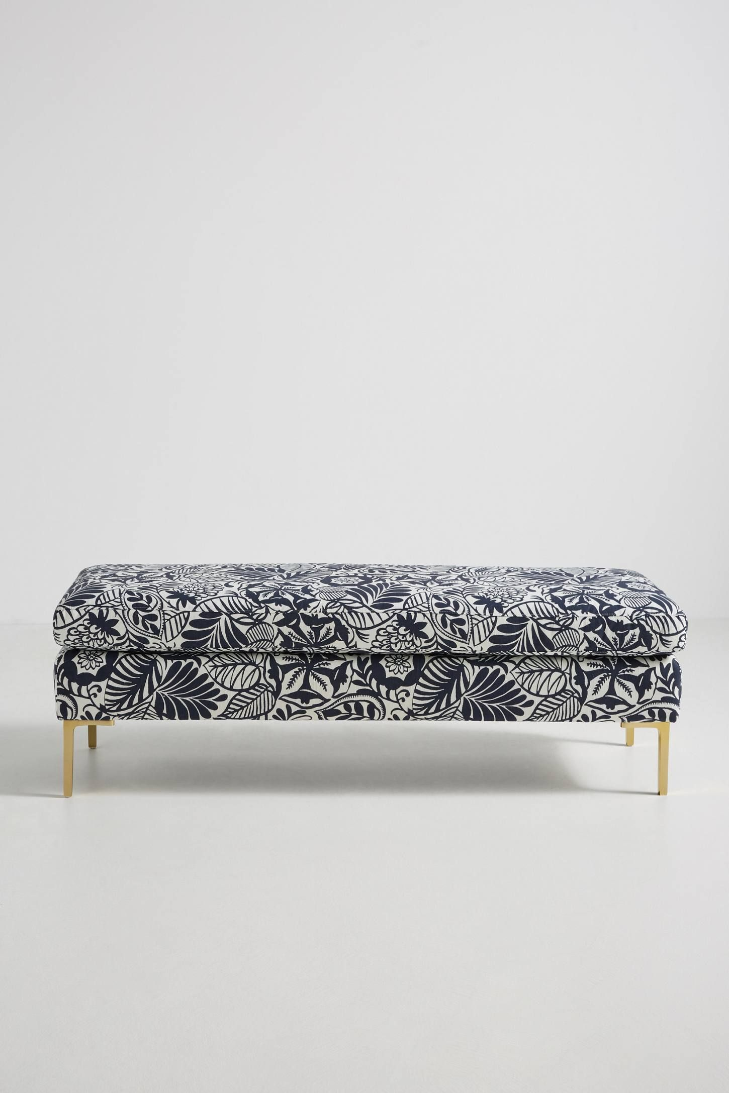 Tremendous Kaia Printed Edlyn Bench In 2019 Catharine Larchmont Home Ibusinesslaw Wood Chair Design Ideas Ibusinesslaworg