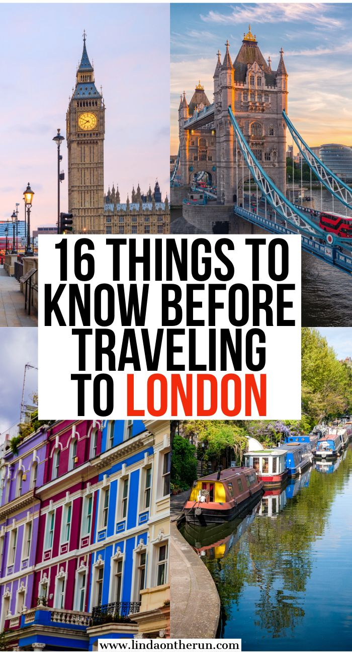 16 things to know before your first time in London| traveling to London| things to know about London| London| England| Travel| Great Britain #london.