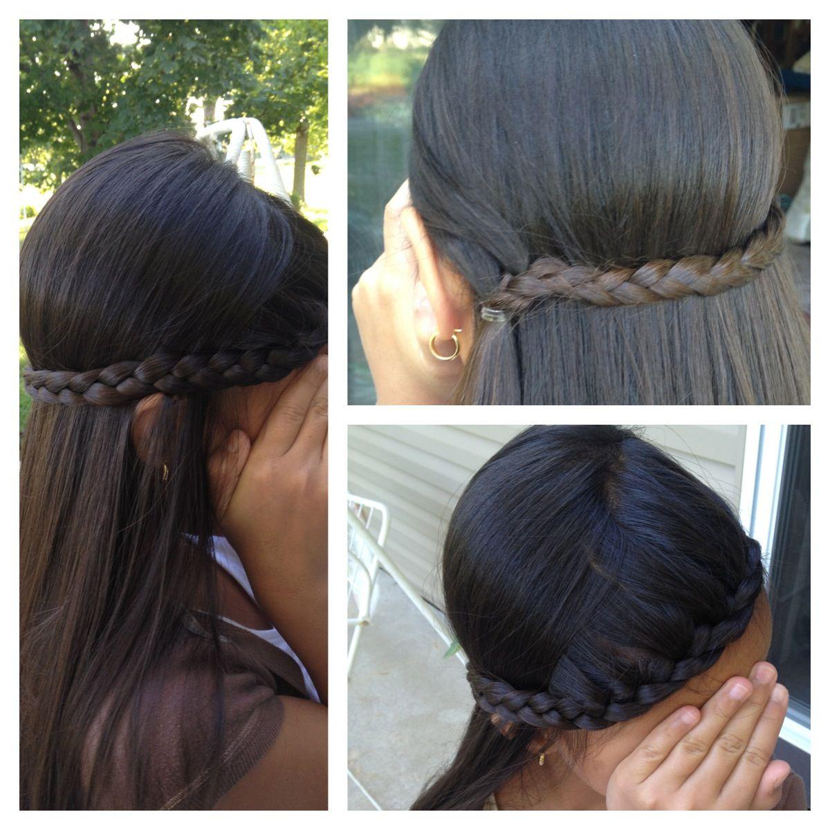Easy kids girls teens hairstyle future life pinterest teen