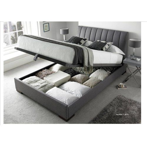 Found it at Wayfair.co.uk - Bencatel Ottoman Bed   Purple Bedroom ...