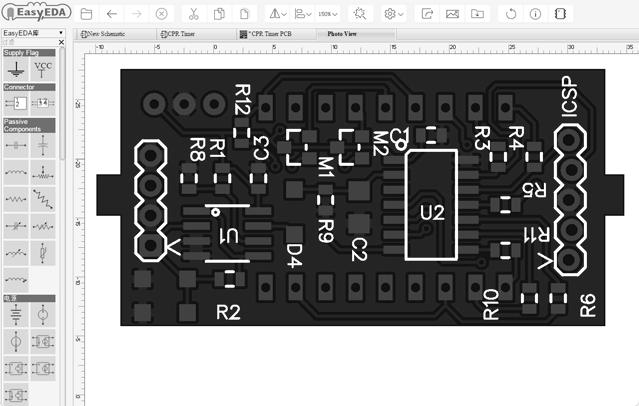 EasyEDA - Online PCB design & circuit simulator | Electronics ...