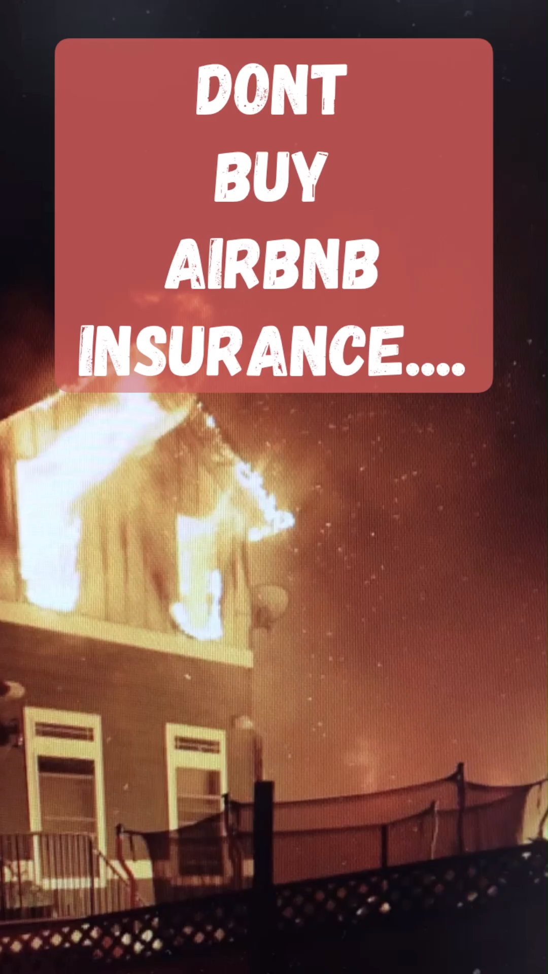 Airbnb Insurance Provider Top 5 Options For Hosts 2020 Video