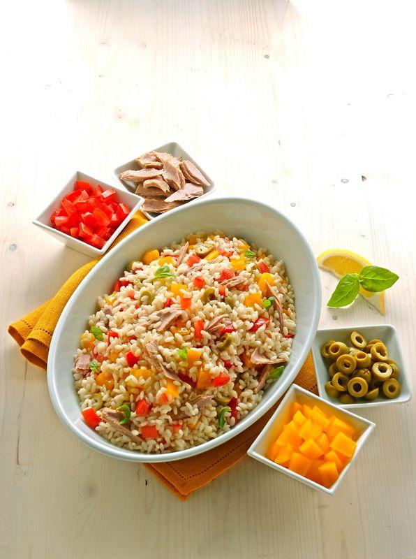 I trucchi per preparare l\'insalata di riso - Cucina - Donna ...