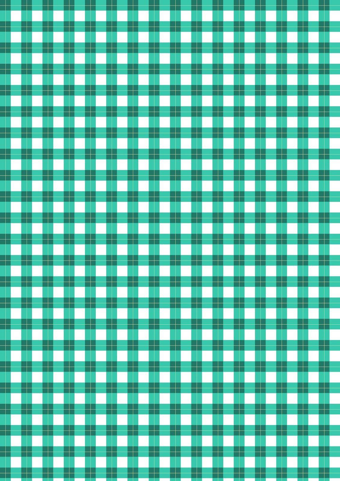 Green Gingham Scrapbook Paper Bulk Scrapbook Paper 12x12 13 Images
