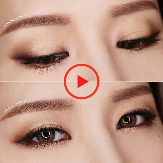 #hoodedeyemakeup #KoreanMakeupEyeshadow - #hoodedeyemakeup #KoreanMakeupEyeshadow #eyemakeup #dark