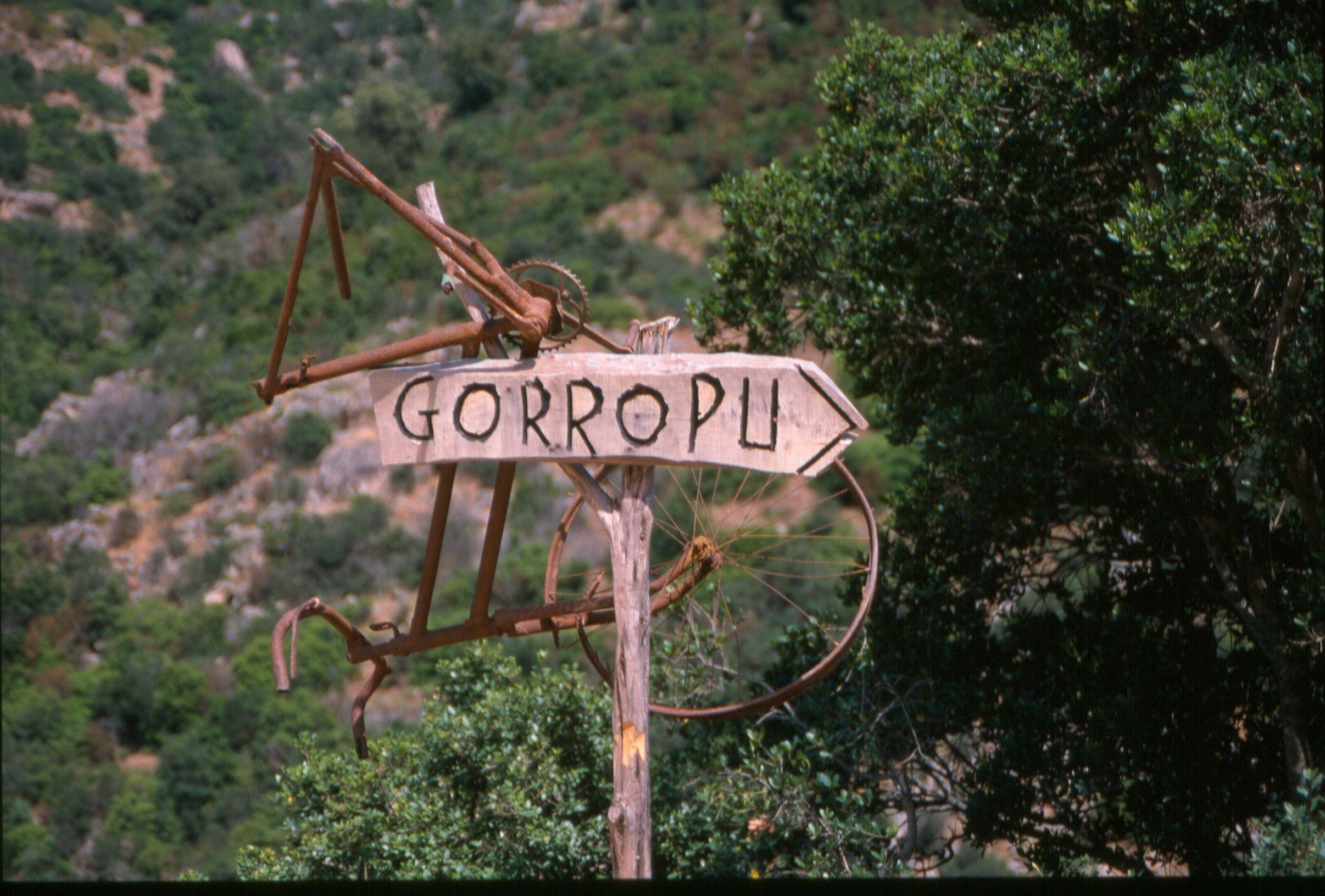 Die Gola Gorropu (sardisch auch Gorropu, italienisch Gola di Gorropu) ist eine Schlucht im Supramonte-Gebirge der Insel Sardinien in den Provinzen Ogliastra und Nuoro und den Gemeinden Urzulei und Orgosolo. Mit bis zu 500 Meter hohen Wänden ist sie eine der tiefsten Schluchten Europas. Das Kalkgestein der Schlucht wurde vom Fluss Riu Fiumineddu geprägt.