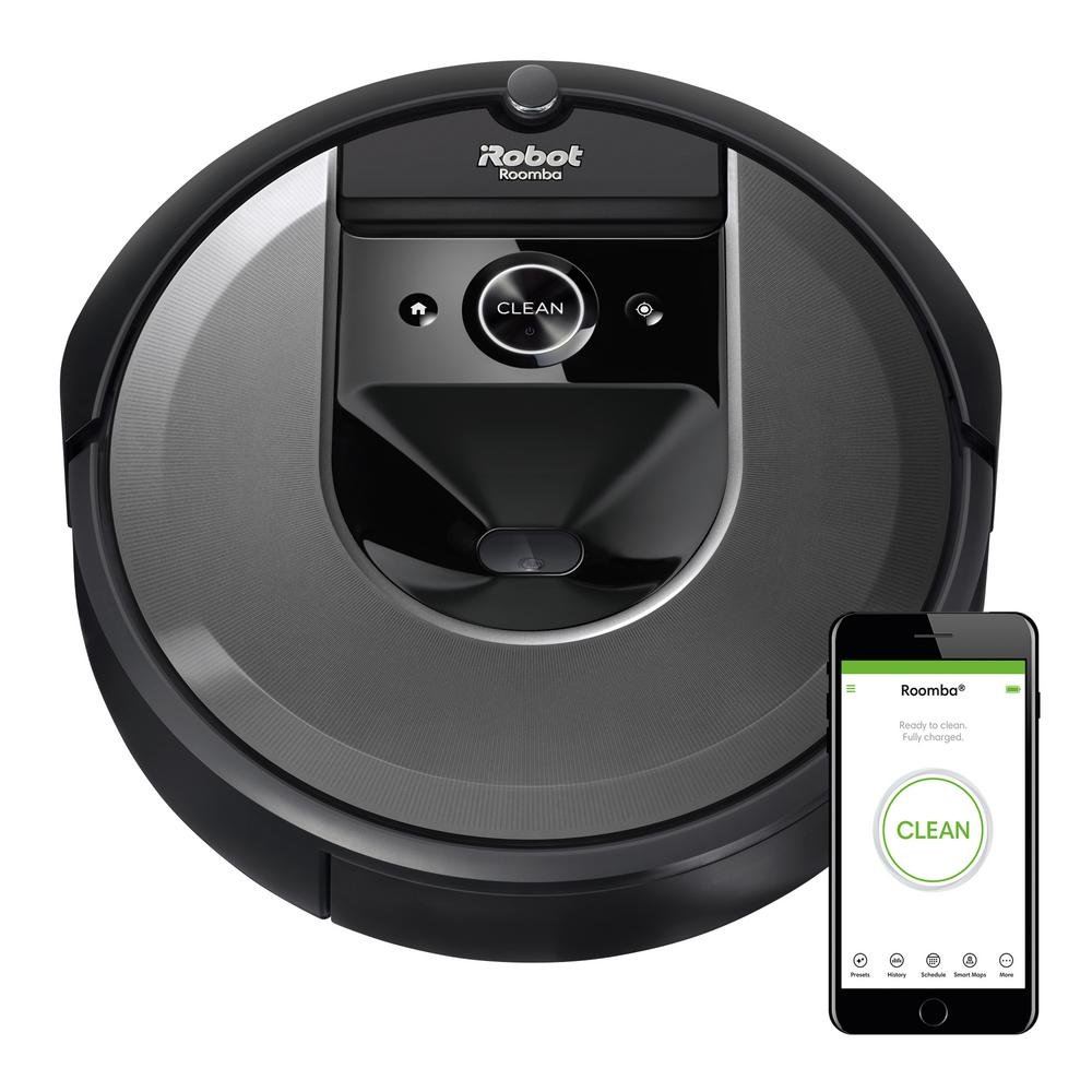 Irobot Roomba I7 Wi Fi Connected Robot Vacuum Cleaner 7150