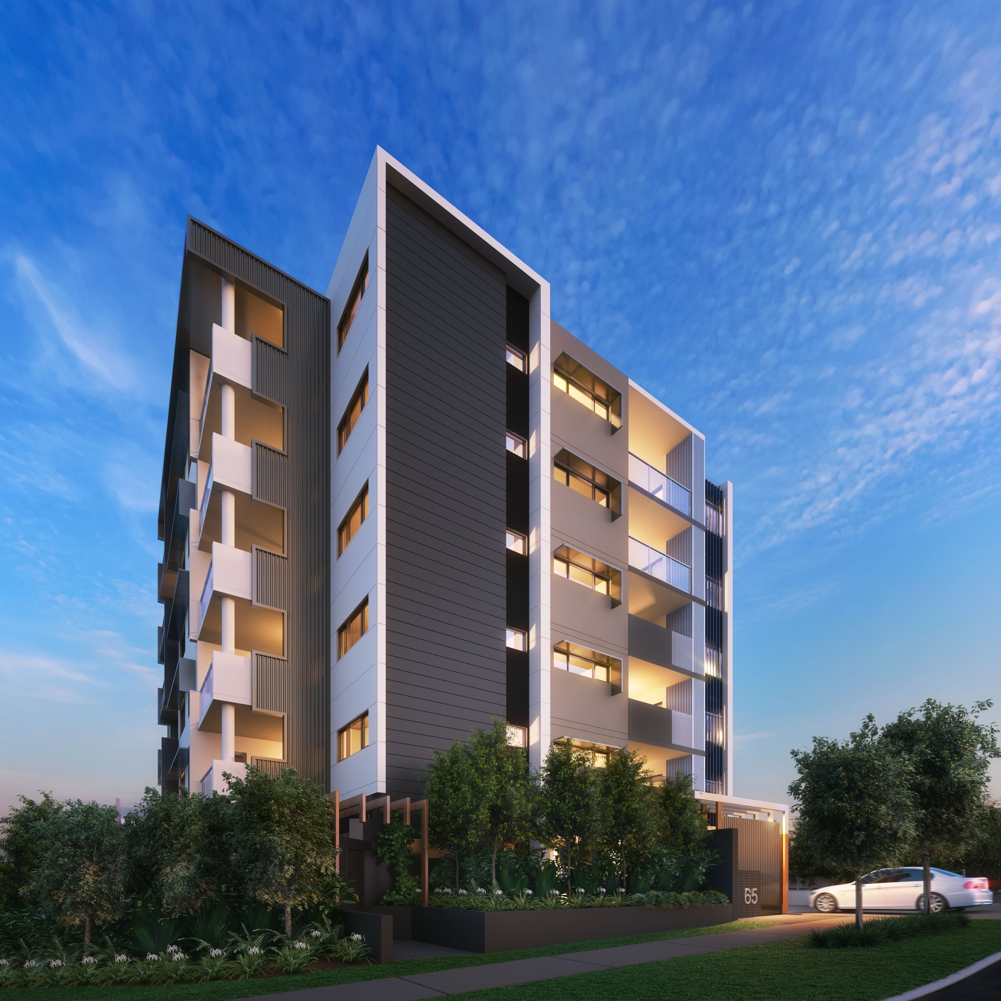 Hilltop Apartments Apartment Living Multi Residential