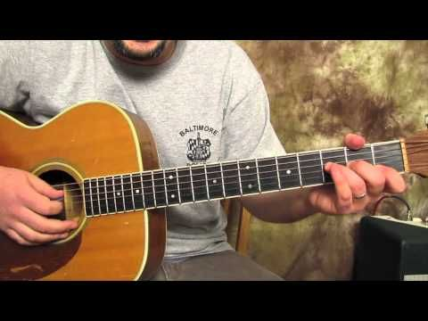Creedence Clearwater Revival - Have you ever seen the rain? Beginner ...