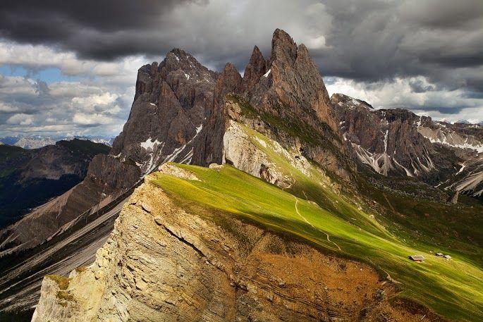 Martin Rak – Google+ - July afternoon in the Dolomites... #dolomites  #dolomiti …