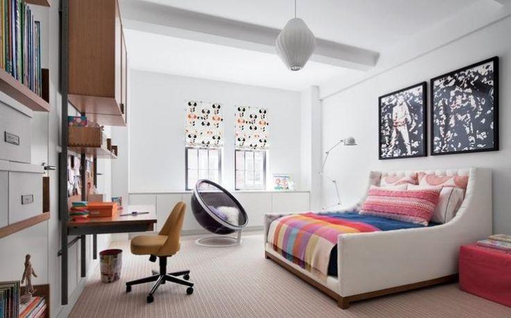 Schöne Mädchenzimmer Möbel U2013 38 Verspielte Kinderzimmer Ideen #ideen # Kinderzimmer #madchenzimmer #mobel