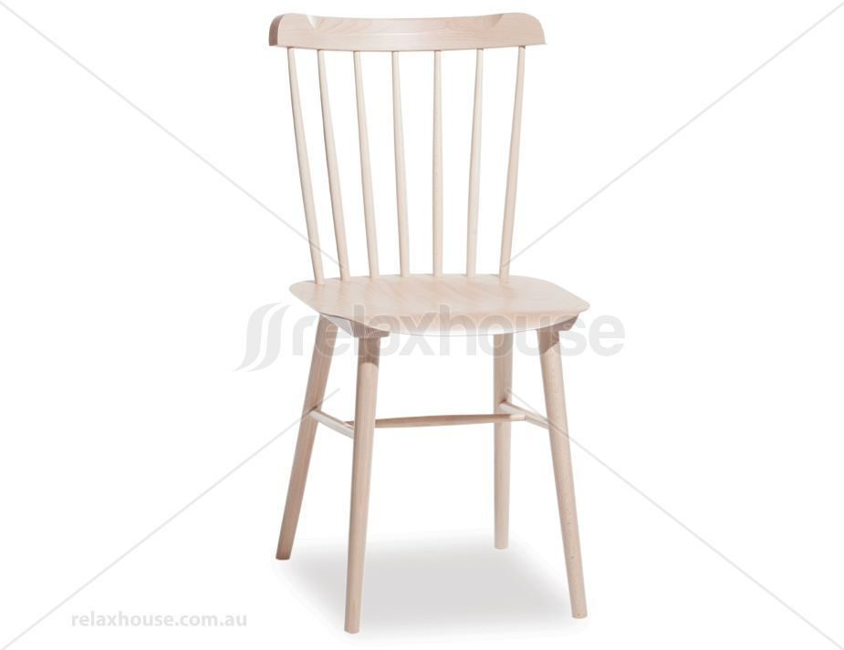 Original Ironica Beechwood Dining Chair Natural Ton Cz