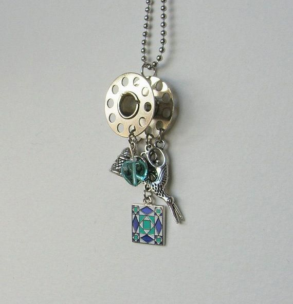 Lucky Charm Pendant Necklaces