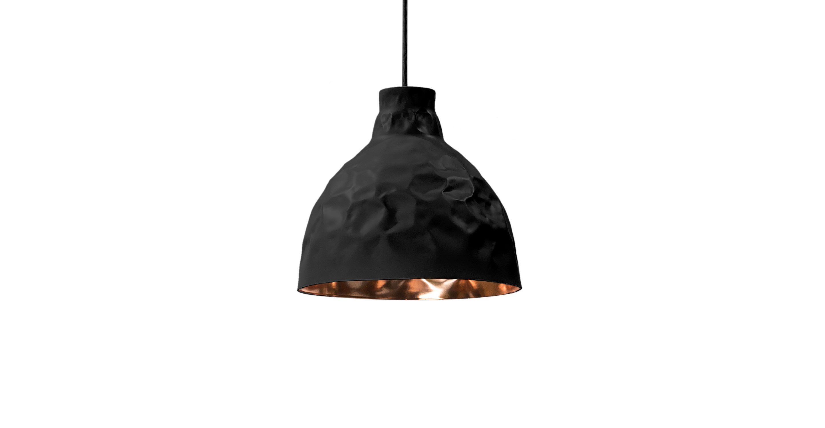 crumple white pendant lamp lighting. Interesting Crumple Crumple Black Pendant Lamp  Lighting Article  Modern MidCentury And  Scandinavian To White