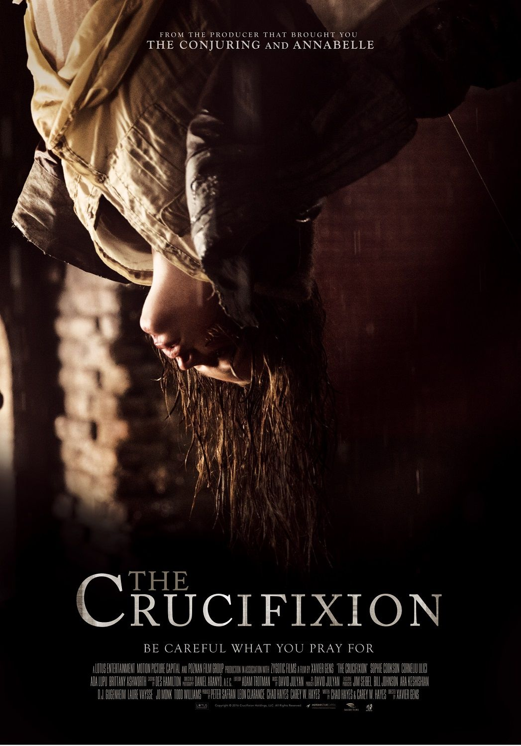 the crucifixion vf