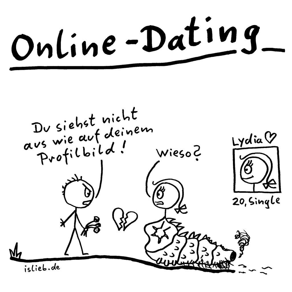 Zitate online dating
