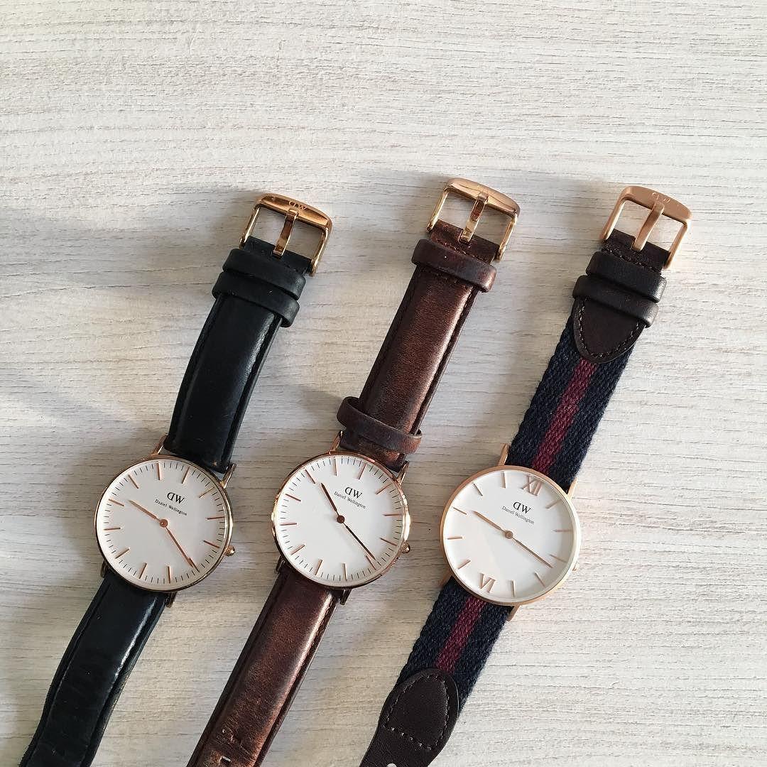 2 ans / 1 an / 1 mois  les montres @danielwellington me suivent depuis des années et ne bougent pas  jusqu'au 15 janvier profite de 15% sur ta commande avec le code LECOIN !  by lecoindelodie