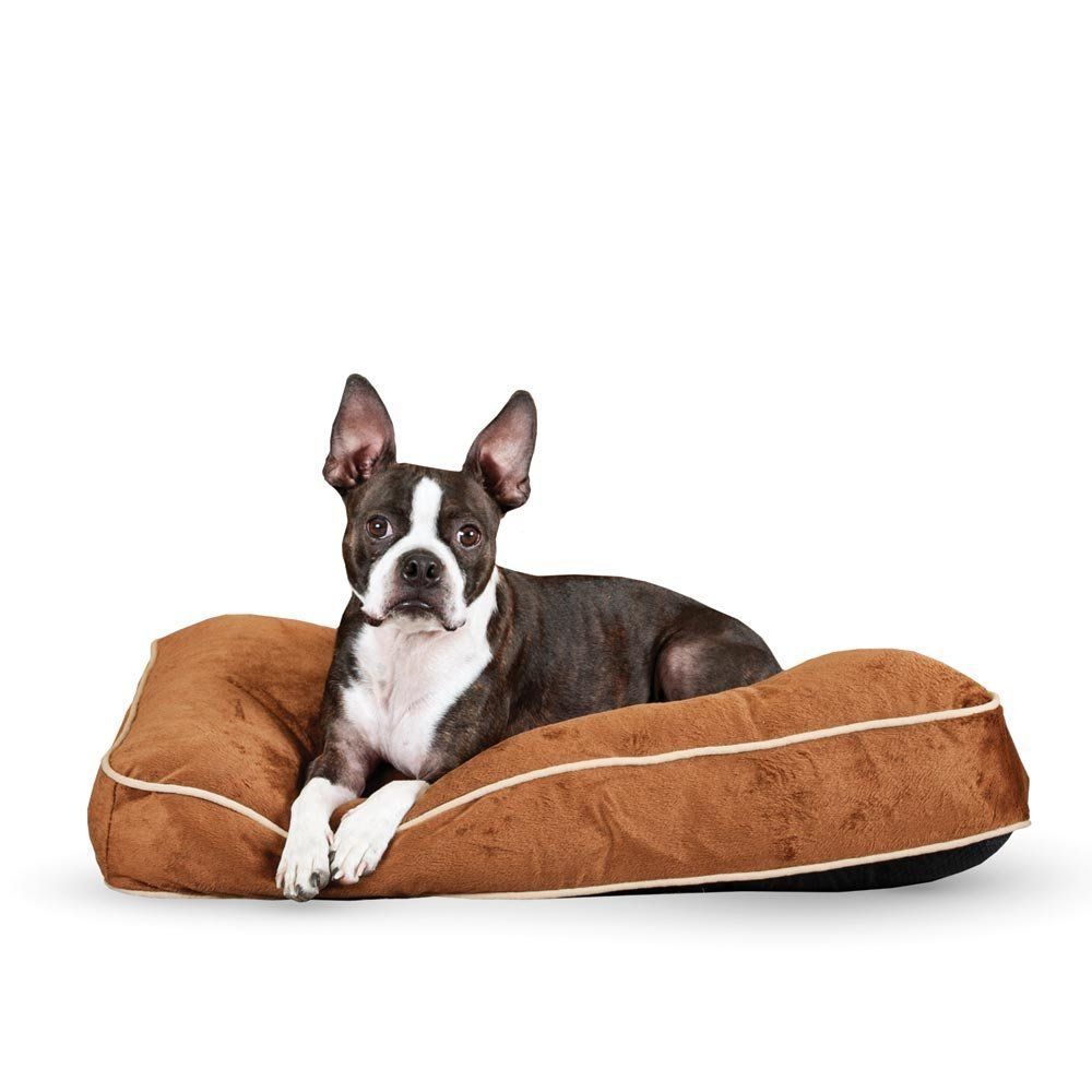 Kandh Pet Products Tufted Pillow Top