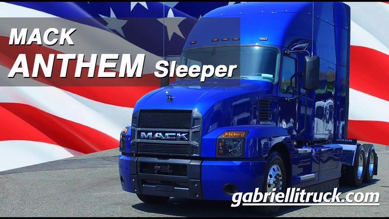 Mack Anthem Sleeper For Sale Near Me Mack Mack Trucks For Sale Sleepers For Sale