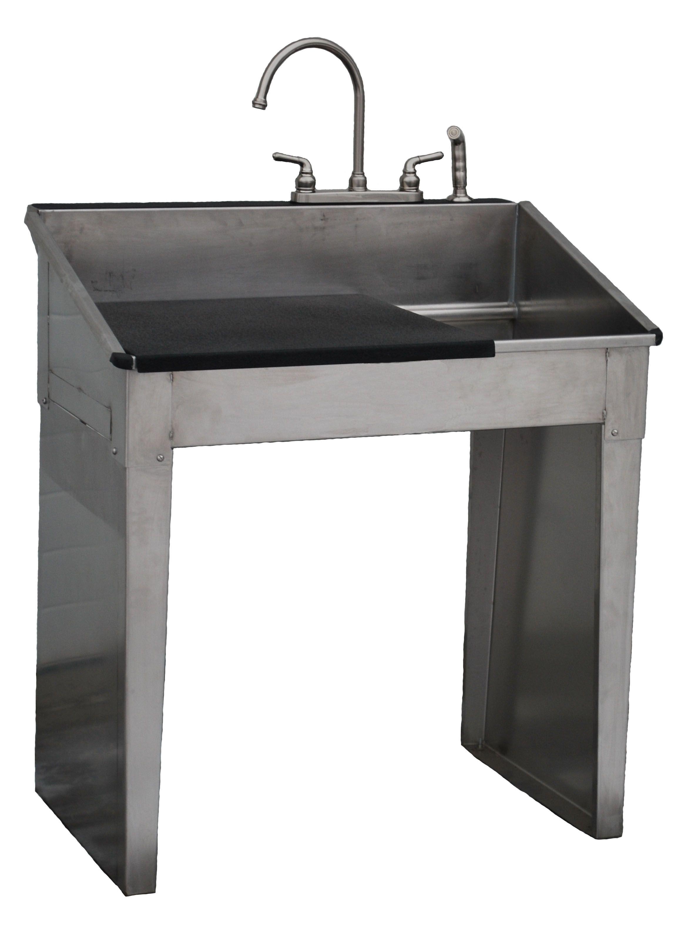 shallow utility sink best utility