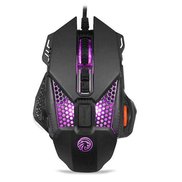 ZERODATE 3200 DPI USB Wired Competitive Mouse in 2019