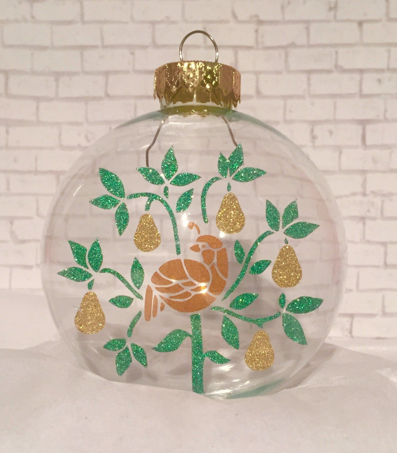 List of Pinterest partridge in a pear tree ornament etsy pictures
